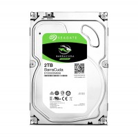 Жесткий диск 3.5' 2Tb Seagate BarraCuda, SATA3, 64Mb, 7200 rpm (ST2000DM006)