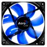 Вентилятор 120 mm Aerocool Lightning Blue, LED, 120мм Retail