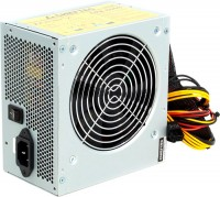 Блок питания Chieftec 600W GPA-600S, 120mm, 20+4pin, 1x4+4pin, SATA х 4, Molex 2