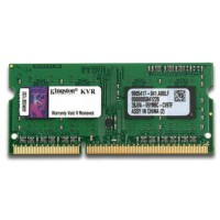 Модуль памяти SO-DIMM, DDR3, 2Gb, 1600 MHz, Kingston, 1.5V (KVR16S11S6 2)