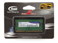 Модуль памяти SO-DIMM, DDR3, 8Gb, 1600 MHz, Team Elite, 1.5V (TED38G1600C11-S01)