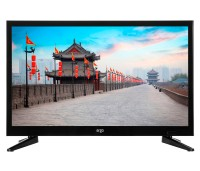 Телевизор 24' ERGO LE24CT5000AK LED HD 1366x768 60Hz, DVB-T2, HDMI, USB, VESA (1