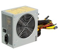 Блок питания Chieftec 700W GPA-700S, 120mm, 20+4pin, 1x4+4pin, SATA х 5, Molex 2