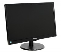 Монитор 21.5' Philips 223V5LHSB2 00 Black, WLED, TN, 1920x1080, 5 мс, 200 кд м2,