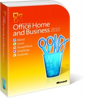 Программное обеспечение MS Office 2010 Home and Business 32-bit x64 Russian CEE