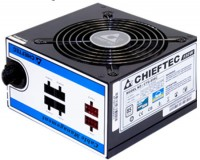 Блок питания Chieftec 750W CTG-750C, 120mm, 20+4pin, 1x4+8pin, SATA х 6, Molex 4