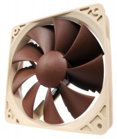 Вентилятор 120 mm, Noctua NF-P12 PWM, Biege Brown, 120x120x25 мм, 300 - 1300 RPM