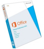 Программное обеспечение MS Office 2013 Home and Business 32-bit x64 Russian DVD