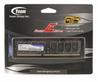 Модуль памяти 8Gb DDR3, 1600 MHz, Team Elite, 11-11-11-28, 1.5V (TED38G1600C1101