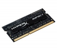 Модуль памяти SO-DIMM, DDR3, 4Gb, 1866 MHz, Kingston HyperX Impact, 1.35V, CL11