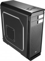 Корпус Aerocool 'PGS-A' Aero-500 Window, Black, Mid Tower, без БП, 0.5 мм, для A