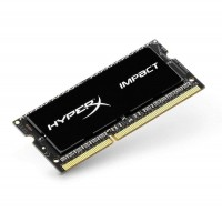 Модуль памяти SO-DIMM, DDR3, 8Gb, 1600 MHz, Kingston HyperX Impact, 1.35V, CL9 (