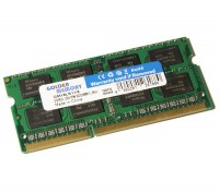 Модуль памяти SO-DIMM, DDR3, 8Gb, 1600 MHz, Golden Memory, 1.35V (GM16LS11 8)