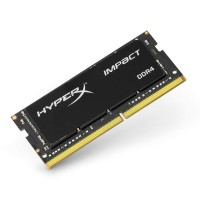 Модуль памяти SO-DIMM, DDR4, 8Gb, 2400 MHz, Kingston HyperX Impact, 1.2V, CL16 (