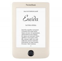 Электронная книга 6' PocketBOOK 615 Plus, Biege (PB615-2-F-CIS) E-Ink Carta HD,