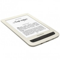 Электронная книга 6' PocketBOOK 625 Basic Touch 2, Beige (PB625-F-CIS) E-Ink Car