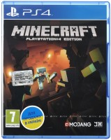 Игра для PS4. Minecraft. Playstation 4 Edition. Русская версия