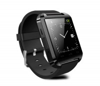 Умные часы Smart Watch Phone M8 Bluetooth Black, цветной сенсорный экран 1.44',