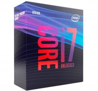 Процессор Intel Core i7 (LGA1151) i7-9700K, Box, 8x3,6 GHz (Turbo Boost 4,9 GHz)