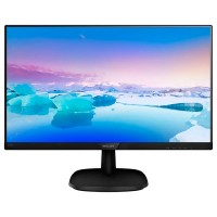 Монитор 23.8' Philips 243V7QSB 00 Black, WLED, IPS, 1920x1080, 8 мс, 250 кд м2,