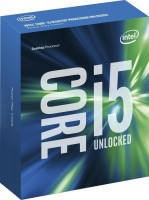 Процессор Intel Core i5 (LGA1151) i5-6600K, Box, 4x3,5 GHz (Turbo Boost 3,9 GHz)