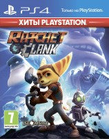 Игра для PS4. Ratchet Clank. Русская версия