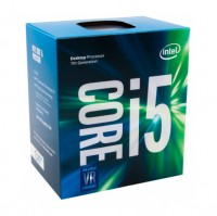 Процессор Intel Core i5 (LGA1151) i5-7400, Box, 4x3,0 GHz (Turbo Boost 3,5 GHz),