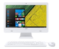 Моноблок Acer Aspire C20-720, White, 19.5' LED HD+ (1600x900), Intel Celeron J30