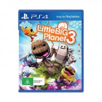 Игра для PS4. Little Big Planet 3. Русская версия