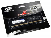 Модуль памяти 16Gb DDR4, 2400 MHz, Team, 16-16-16-39, 1.2V (TED416G2400C1601)