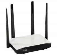 Маршрутизатор Zyxel Keenetic Air, Wi-Fi 802.11a b g n ac, до 300 Mb s, 1x10 100