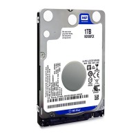 Жесткий диск 2.5' 1Tb Western Digital Blue, SATA3, 128Mb, 5400 rpm (WD10SPZX)