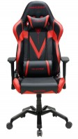 Игровое кресло DXRacer Valkyrie OH VB03 NR Black-Red (62176)