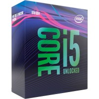 Процессор Intel Core i5 (LGA1151) i5-9600K, Box, 6x3,7 GHz (Turbo Boost 4,6 GHz)