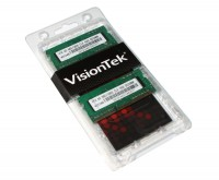 Модуль памяти SO-DIMM 4Gb x 2 (8Gb Kit), DDR3, 1600 MHz (PC2-12800), VisionTek,
