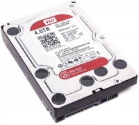 Жесткий диск 3.5' 4Tb Western Digital Red, SATA3, 64Mb, 5400 rpm (WD40EFRX)