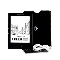 Электронная книга 6' AirBook City Light LED 6' E Ink Pearl 1024х768 128 МБ