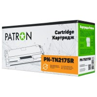 Картридж Brother TN2175, Black, HL-2140R 2150NR 2170W, DCP-7030 7032 7040 7045N,